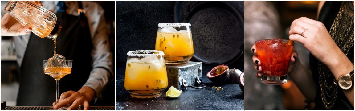 Online Cocktailkurs von Miomente mit Zoom-Session