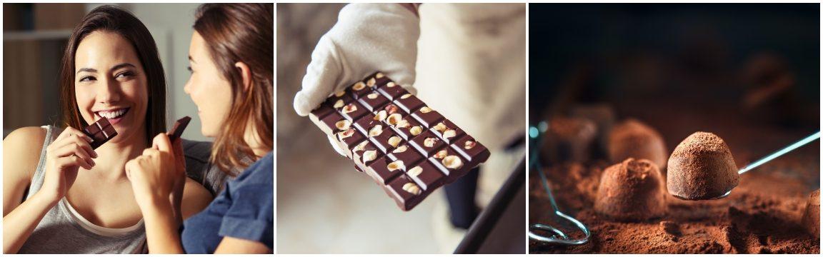 Online Schokoladen-Tasting