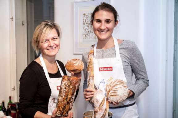 Backkurs Wien – Frauen backen Brot