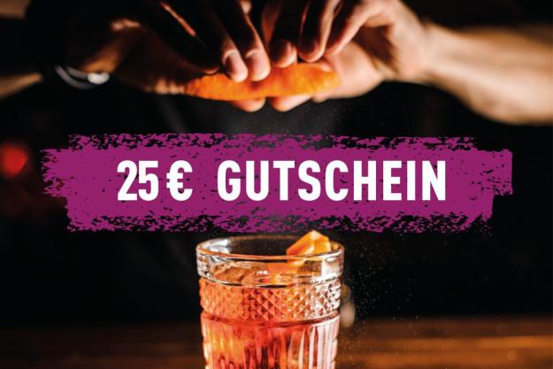 25 € Geschenkgutschein