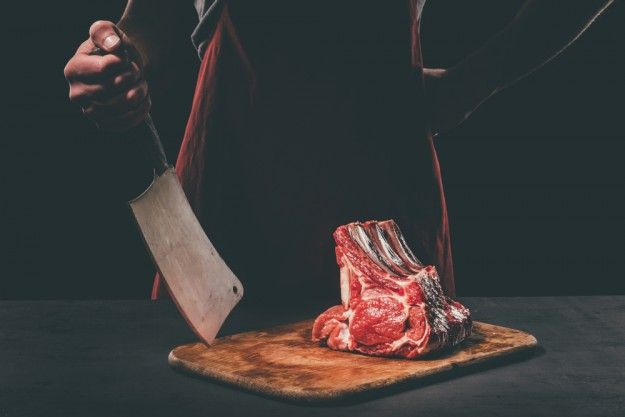 Steak-Kochkurs Wien – Steak und Beil