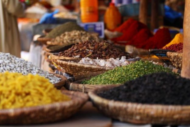 Kochkurs Online afrikanisch afrikanische gewürze