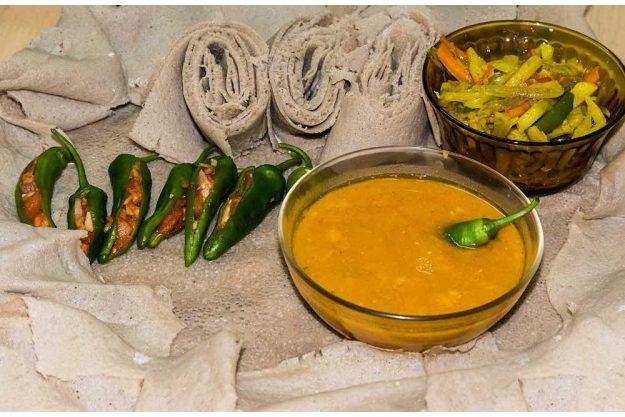 Kochkurs Online afrikanisch eritreische Küche