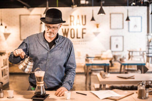 Latte-Art-Kurs Wien – MIchael Parzefall