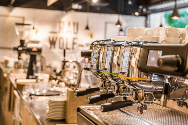 Latte-Art-Kurs Wien – Siebträgermaschine