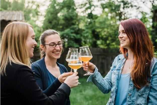 Bierprobe Wien – Anstossen