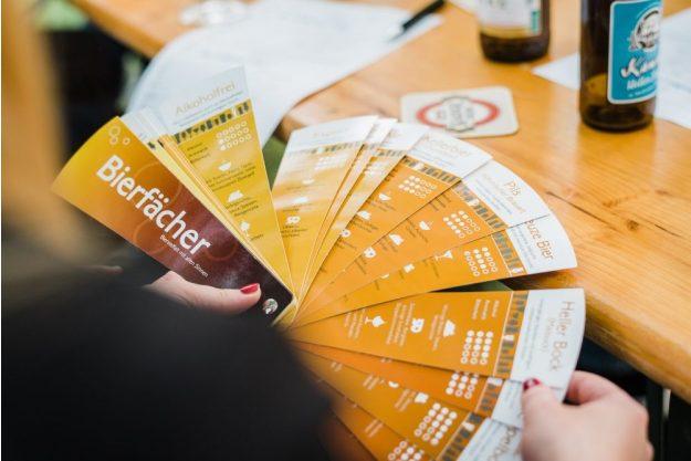 Bierprobe Wien – Bierfächer