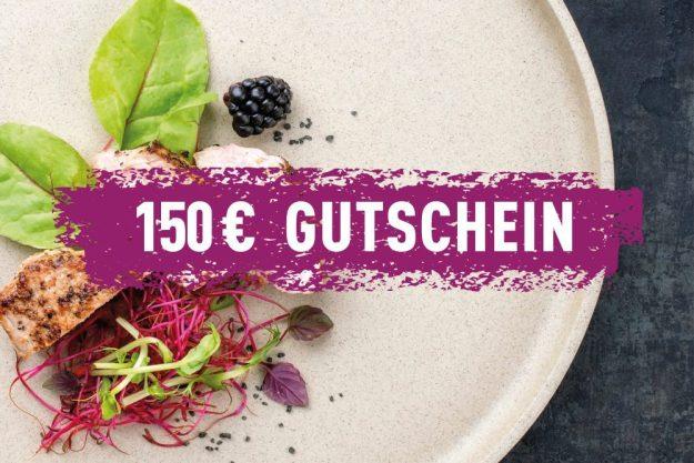 Erlebnis Geschenk Gutschein 150 EURO