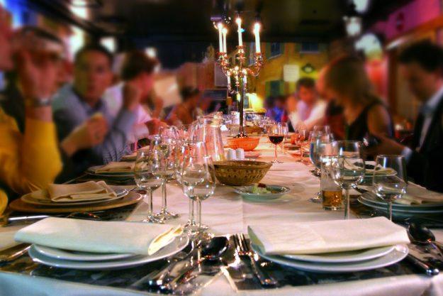 JGA - Meet&Eat - Dinner
