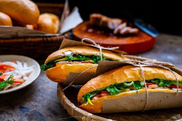 Online Kochkurs Streetfood – Banh Mi aus Vietnam