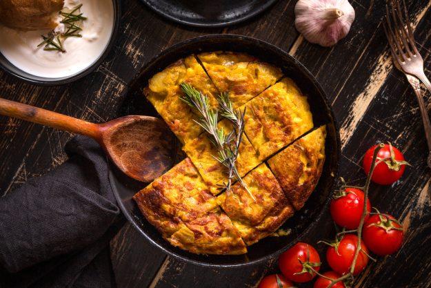 Kochkurs Online Tapas – Tortilla
