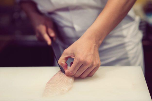 Fisch-Kochkurs Wien – Fisch filetieren