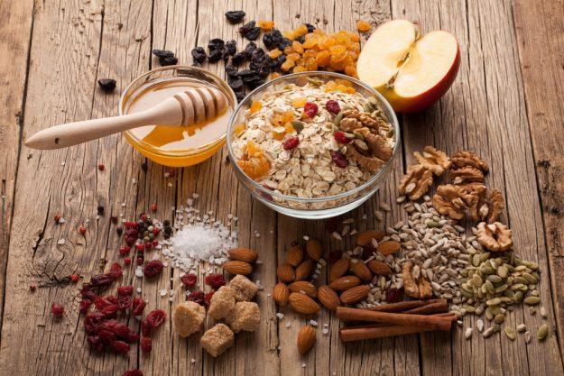Kochkurs Wien – Früchte und Nüsse