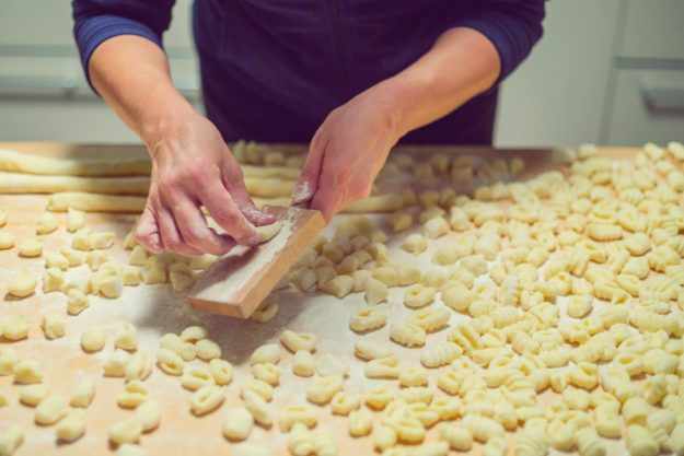 Kochkurs Wien – Gnocchi selber machen