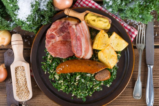 Kulinarische Stadtfuehrung Wien – Gemuesevielfalt