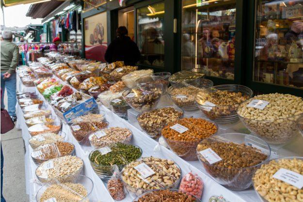 Kulinarische Stadtführung – Trockenfrüchte