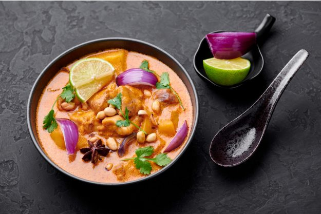 Online Kochkurs – Massaman Curry