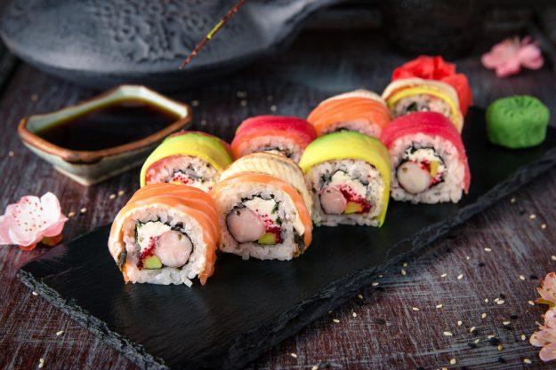 Online Kochkurs Sushi das beste Sushi selbst machen