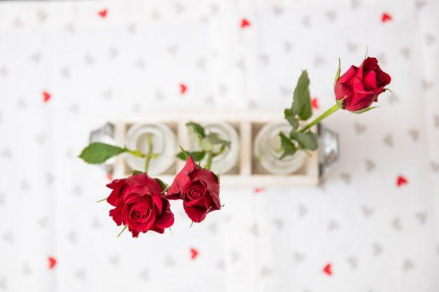 Paarkochkurs Wien rote Rosen