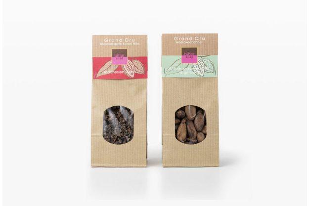 Pralinenkurs Wien –  Kakao-Bohnen