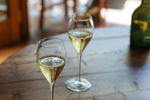 Schaumwein-Tasting Wien – Perlwein auf Tisch