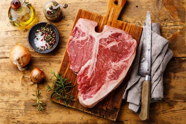 Steak-Kochkurs Wien – Tbone Steak