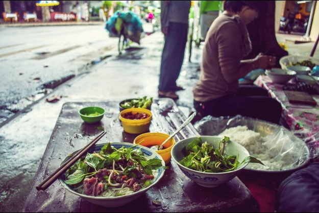 Streetfood-Kochkurs Wien – Garküche in Vietnam