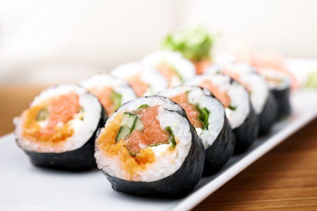 Sushi-Kochkurs Wien – Sushi-Rollen