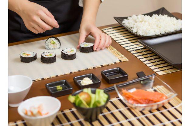 Sushi-Kochkurs Wien – Sushi selbst zubereiten