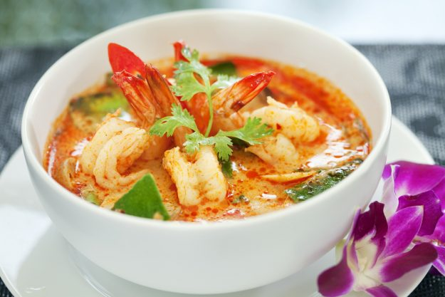 Thai-Kochkurs Wien – rotes Curry