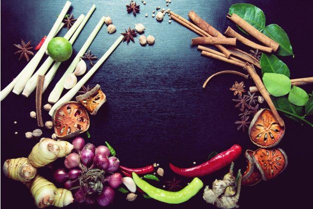 Thai-Kochkurs Wien – Thai-Zutaten