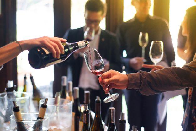 Weinseminar Wein – Wein-Degustation