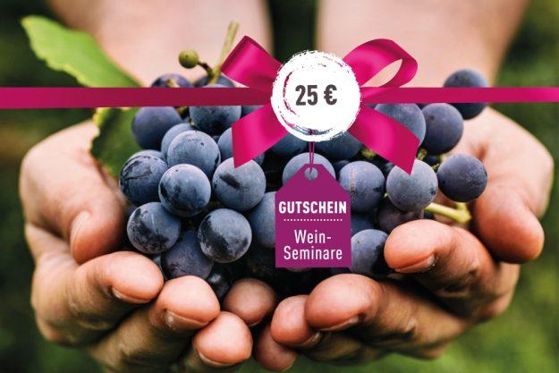 Geschenkgutschein Weinprobe – Weintrauben