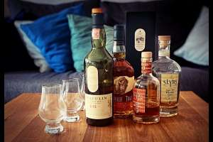 Whisky-Tasting@Home