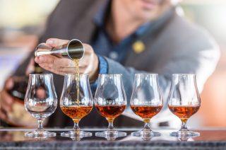 Rum-Tasting Wien Erlesene Rumsorten