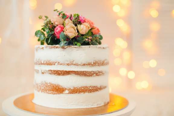 Backkurs Wien – Naked Cake
