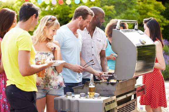 Businessgrillkurs Wien - Grillen