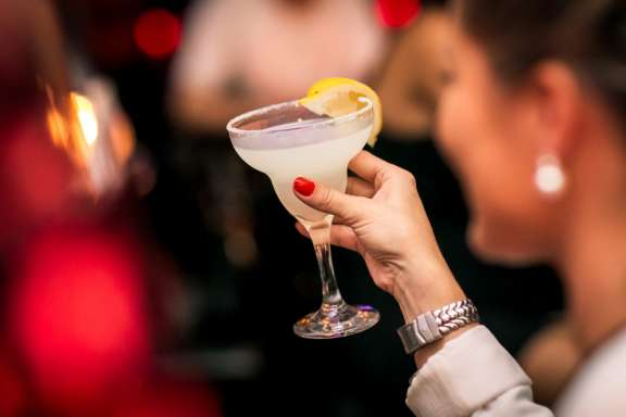 Cocktailkurs in Wien – White Lady
