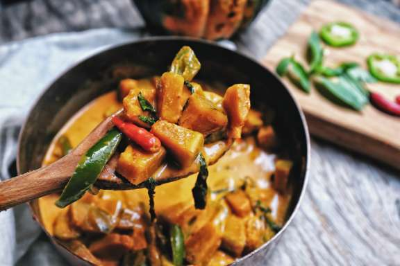 Curry-Kochkurs Wien – Thai-Curry