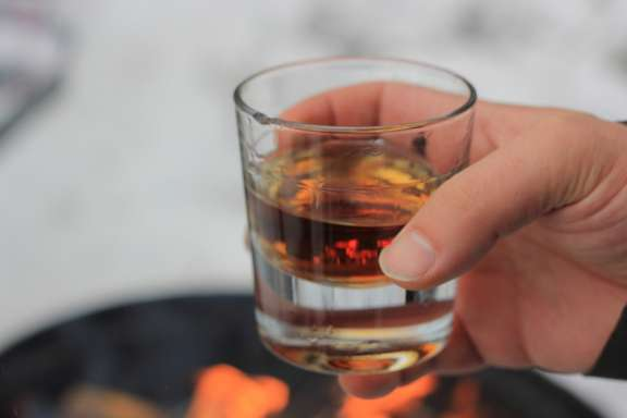Whisky-Tasting Wien – Whisky in Hand