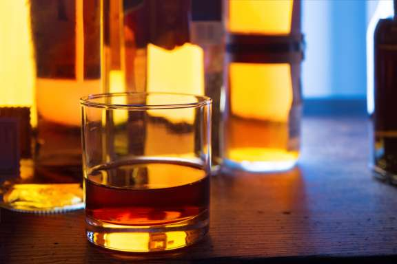 Whisky-Tasting Wien – Whisky in der Bar