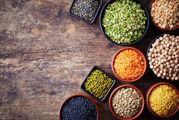 Kochkurs Wien – verschiedene Hülsenfrüchte