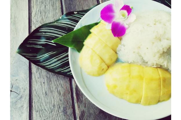 Thai-Kochkurs Wien – Reis und Mango