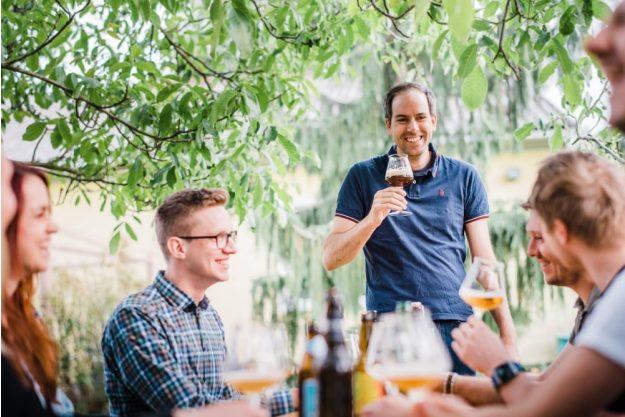 Bierprobe Wien – Lustige Runde