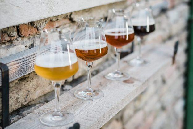 Bierprobe Wien – Verschiedene Biersorten