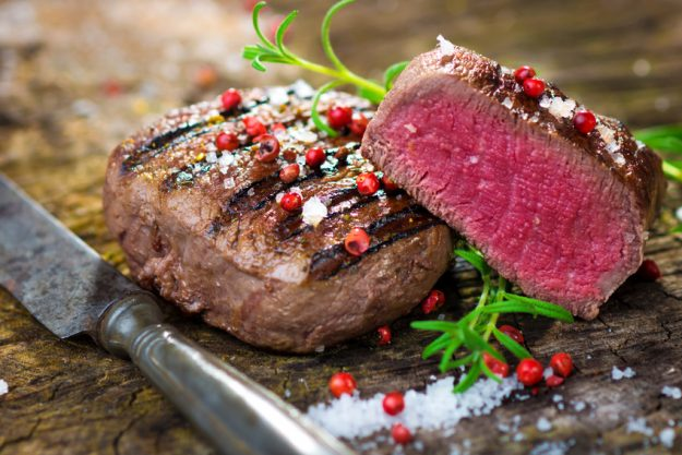 Businessgrillkurs Wien - Steak