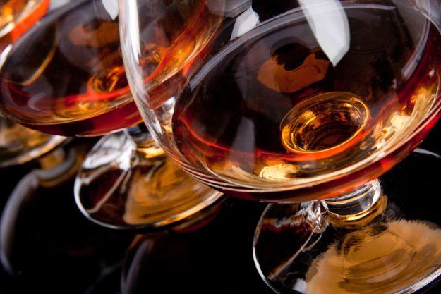Cognac-Tasting Wien – Cognac im Glas