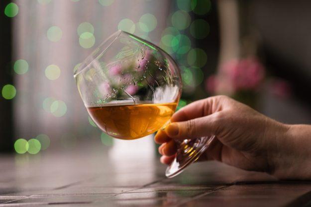 Cognac-Tasting Wien – Cognac schwenken