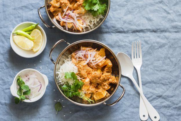 Curry-Kochkurs Wien – grünes Thai-Curry