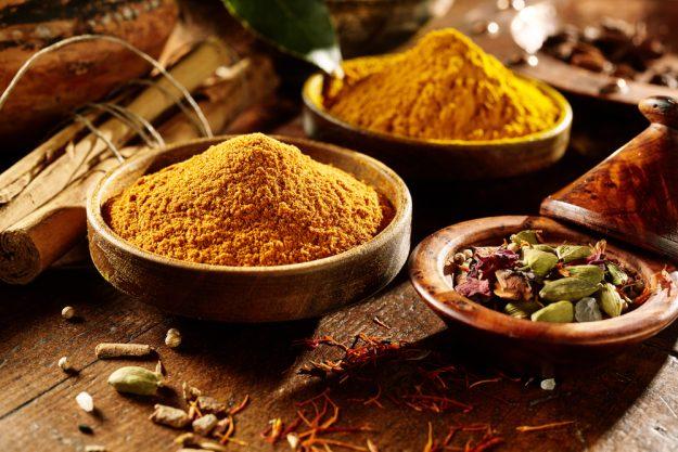 Curry-Kochkurs Wien – verschiedene Currys